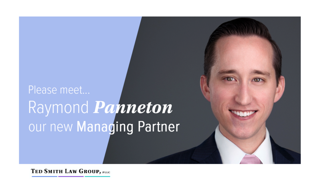 Raymond Panneton, new managing partner